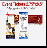event tickets promo